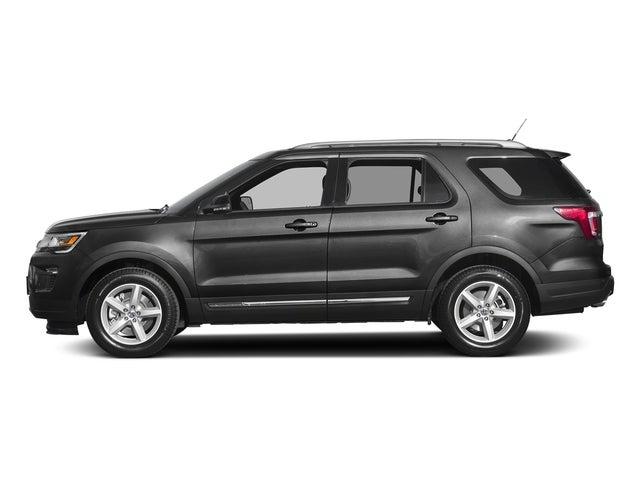 2018 Ford Explorer Spec >> 2018 Ford Explorer Xlt In Swanton Vt Burlington Ford Explorer