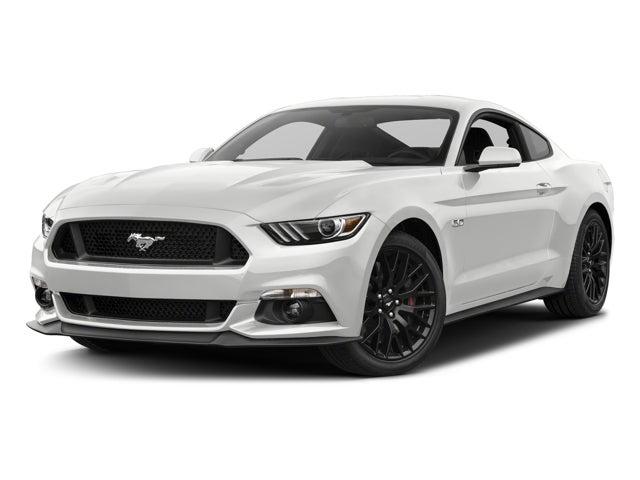 2017 Ford Mustang Gt Premium In Swanton Vt Burlington Ford