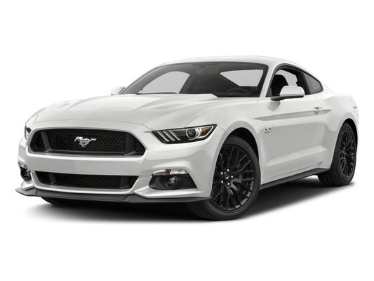 2017 Ford Mustang Gt Premium In Swanton Vt E J Barrette And Sons
