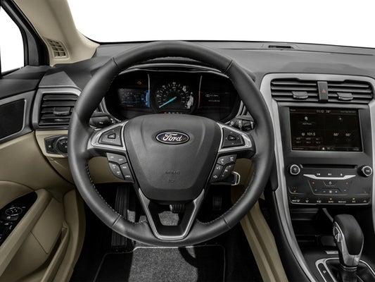 2016 Ford Fusion Se Hybrid In Swanton Vt E J Barrette And Sons