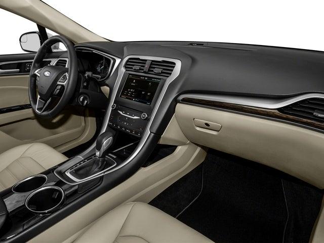 2016 Ford Fusion Hybrid SE In Swanton, VT   E. J. Barrette And Sons