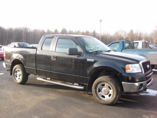 Ford F150 Xlt >> 2007 Ford F 150 Xlt